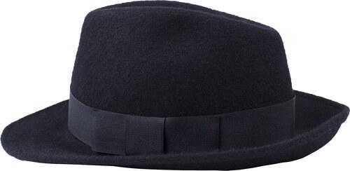 8fe19839eb1 Zapana Pánský společenský klobouk Gibaldi černý - Glami.cz