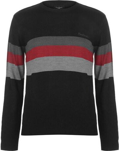 Pierre Cardin Block Stripe Crew férfi kötött pulóver - Glami.hu 09cdf95fc3