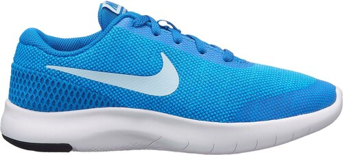 newest ccf89 08bde Nové Nike Flex Experience 7 Junior Girls Trainers Blue Blue