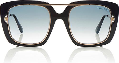 a8da2840f slnečné okuliare Tom Ford MARISSA-02 FT 0619 01B - Glami.sk