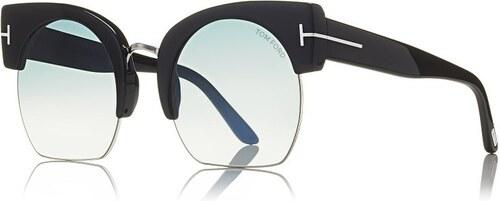 f31d9f9f3 slnečné okuliare Tom Ford SAVANAHH-02 FT 0552 01W - Glami.sk