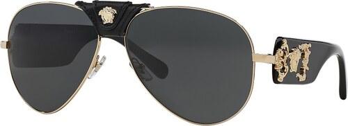 slnečné okuliare Versace VE 2150Q 100287 - Glami.sk f53d4ceee89