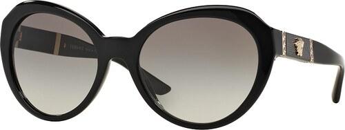 slnečné okuliare Versace VE 4306Q GB1-11 - Glami.sk a101a680530
