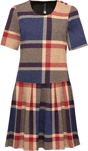 Bonprix Kárované šaty - Glami.sk 2d86714691