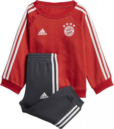 Súprava adidas Performance FC BAYERN MÜNCHEN 3S BBYJOGG (Červená   Šedá) fe999ac22aa