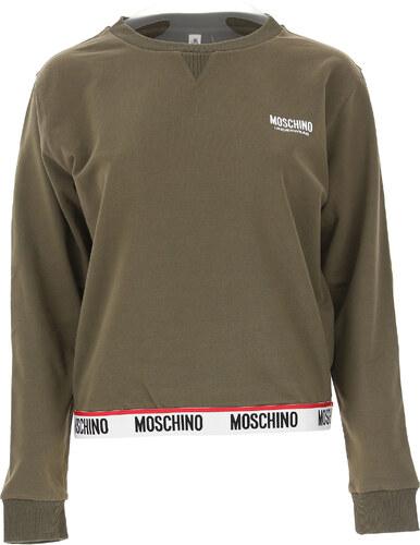 Moschino Mikina pro ženy Ve výprodeji a9e0363eb5b