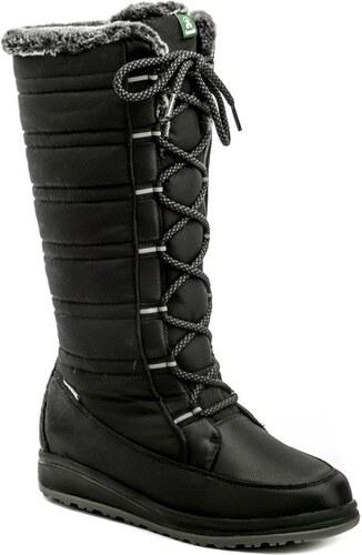 Kamik Starling Black dámská zimní obuv - Glami.cz 247f1d6798