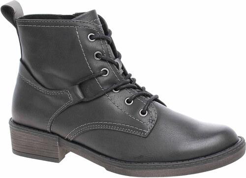 09865f0d4ad2 Dámská kotníková obuv Tamaris 1-25116-21 black 1-1-25116-21 001 ...