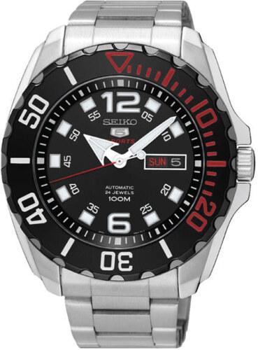 Pánské hodinky Seiko 5 SRPB35K1 - Glami.cz 233f83359e