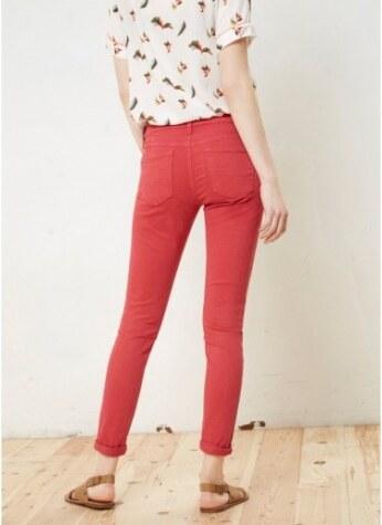 Červené slim džíny Pepe Jeans SOHO - Glami.cz a1269276ef
