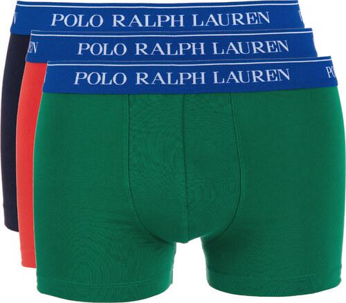 a00d149d8a Férfi Polo Ralph Lauren 3 db-os Boxeralsó szett Kék Zöld Piros ...