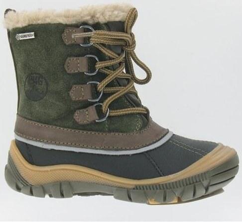 d2ac309d165f4 Primigi Chlapčenské zimné topánky - zelené - Glami.sk