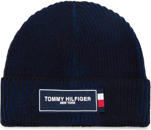 57134ba9e6 Čiapka TOMMY HILFIGER - Tommy Patch Beanie AM0AM03989 901 - Glami.sk