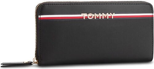 Nagy női pénztárca TOMMY HILFIGER - Corp Leather Za Wall AW0AW05755 ... 152497dfa5