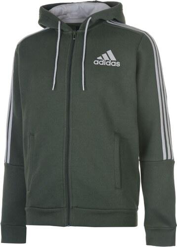 adidas 3 Stripes Zip Through Hoody Mens - Glami.hu 2dbacfb2519