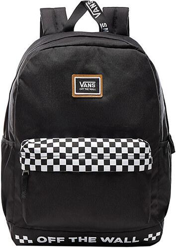 039628e011 VANS Dámský batoh Sporty Realm Plus Backpack Black VA3PBIBLK - Glami.cz