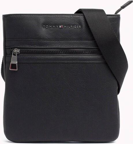 Tommy Hilfiger čierna unisex crossbody taška Essential Crossover ... adddc5321ff