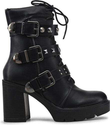 a47da86e5 Kotníkové topánky Laura Biagiotti 5040 - Glami.sk