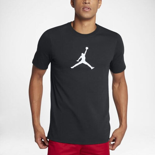 d3e1460379b Pánské tričko Air Jordan Dri-Fit JMTC 23 7 Jumpman Tee Black - Glami.cz