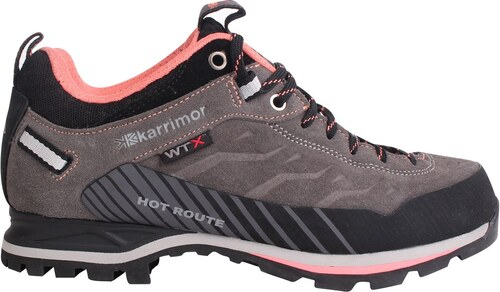 Vysoké tenisky Karrimor Hot Route Ladies Waterproof Walking Shoes ... 92403be0078