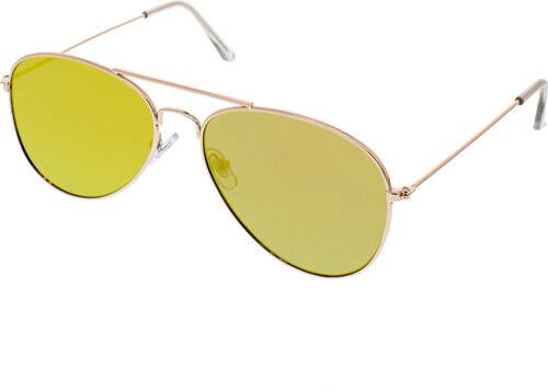 A Collection Napszemüveg Sunrise arany színű keret rózsaszín lencsék ... 2d08a03540