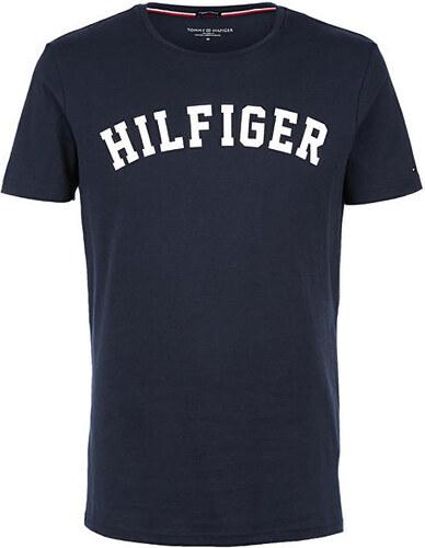 Tommy Hilfiger Pánske tričko Cotton Icon SS Tee Logo Navy Blazer  UM0UM00054-416 d99b2c7d30