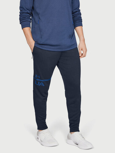 Tepláky Under Armour MK1 Terry Tapered Pant - Glami.cz 925e8384cd6