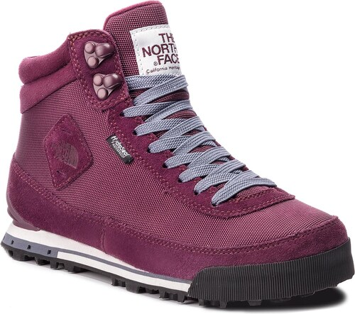 Bakancs THE NORTH FACE - Back-To-Berkeley Boot II T0A1MF5SM Fig Grisaille  Grey 8f3cdc46f3