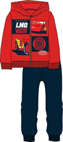 Disney by Arnetta Chlapecká tepláková souprava Cars - červeno-modrá ... 040e92d918c