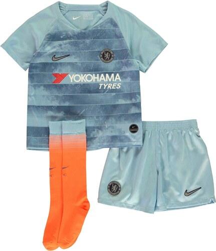 3b8ad751f7ed4 Nike Chelsea Third Mini Kit 2018 2019 - Glami.sk