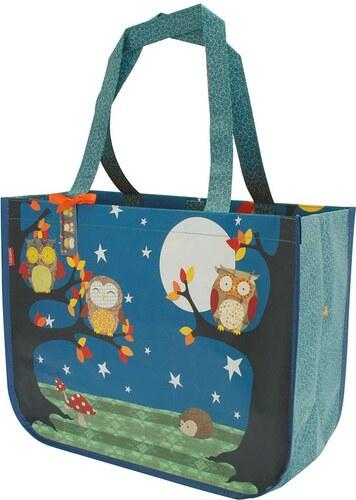 eef6c01932a4 Santoro London - Bevásárló táska - Night Owls Kék;Kék - Glami.hu