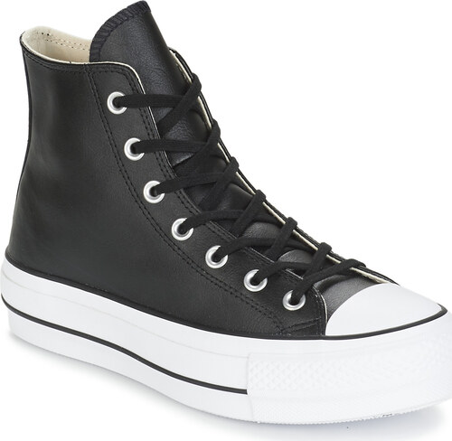 39fc0bf037c Converse Tenisky CHUCK TAYLOR ALL STAR LIFT CLEAN LEATHER HI Converse