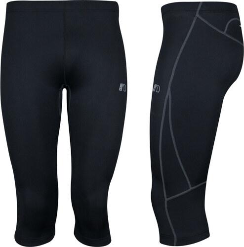 9cda21aa6f2f NEWLINE BASE Dry N Dámske kompresné 3 4 bežecké nohavice 13409-060 čierna XL