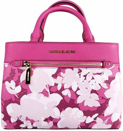 f6a82258d5 Michael Kors kabelka Hailee crossbody floral pink - Glami.cz