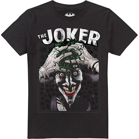 3b34b0c0686e DC Comics Pánske tričko GBMTS358BLK - Glami.sk