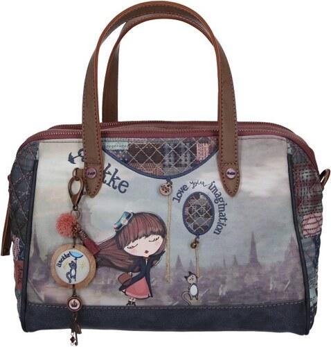 MISS ANEKKE stredná kabelka do ruky 27841-17 - Glami.sk ff6a2c0168c