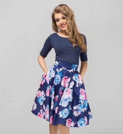 Dámská květovaná sukně Gotta Gotta G01 - Glami.cz a978d1a3ce