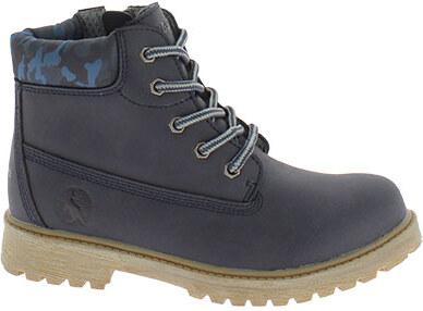 Canguro Chlapčenské členkové topánky - modré - Glami.sk 39a6b787260