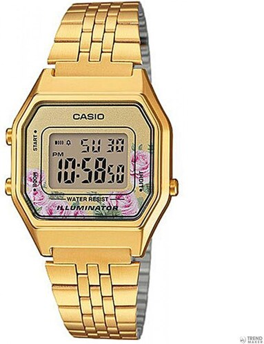 Casio óra Karóra női LA-680WGA-4C  gst - Glami.hu 9ab6bb4cf2