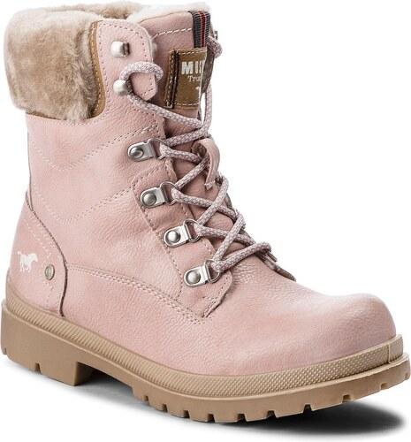 Outdoorová obuv MUSTANG - 43C088 Ružová - Glami.sk 4d9491c12e