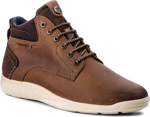 Kotníková obuv WRANGLER - Moose Mid WM182150 Taupe 29 - Glami.cz 16252519d7