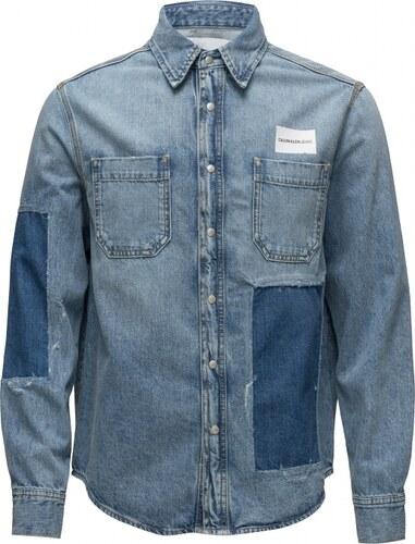 Pánská košile Calvin Klein J30J308213 - Glami.cz dc088f40d4