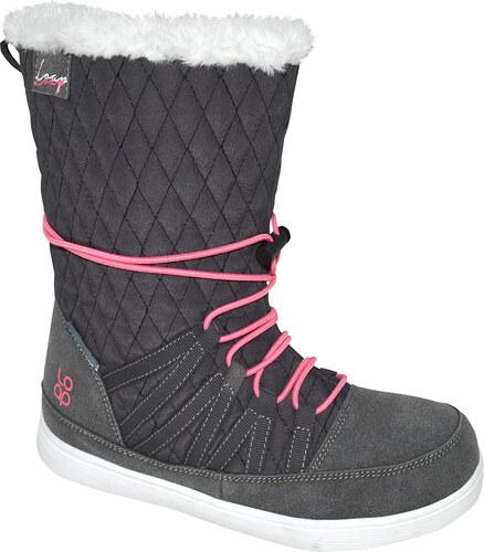LOAP TAROVA dámské zimní boty šedá - Glami.cz 81797eee82