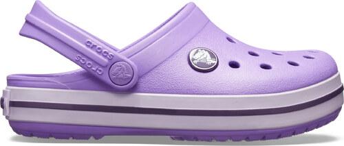 Dětské boty Crocs CROCBAND Clog fialová - Glami.cz ae80a13a45