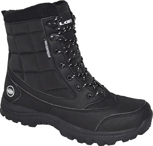 LOAP GARDO pánské zimní boty černá - Glami.cz 96af16ee57