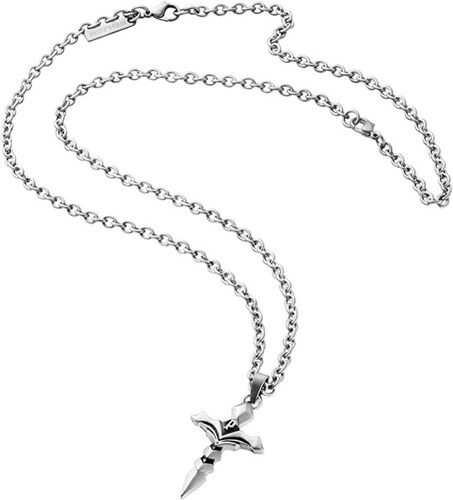 Police Pánsky náhrdelník Halberd PJ25705PSS   01 - Glami.sk 9d8bedbb56a