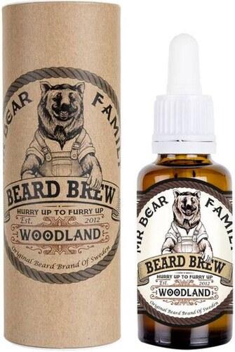 MR. BEAR FAMILY olej na bradu a fúzy WOODLAND 30 ml - Glami.sk c70835cdc39