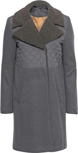 Bonprix Kabát gyapjú hatású anyagból - Glami.hu 783e3a8f6e