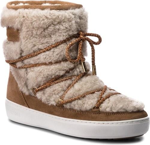 Snehule MOON BOOT - Pulse Mid Wool 24103300001 Sand Off White - Glami.sk 8d76e6436e5