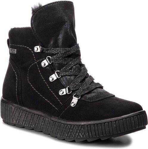 Členková obuv JANA - 8-26223-21 Black 001 - Glami.sk 437bf31b7f